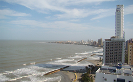 Playas de Bocagrande
