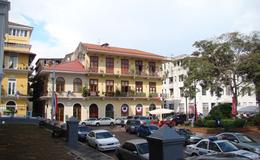 Casco Histórico Ciudad de Panamá