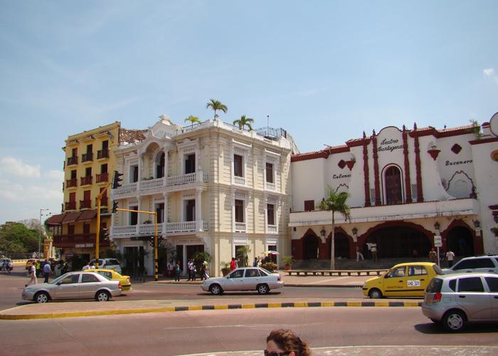 Teatro Pedro de Heredia