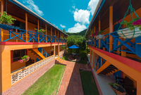 Plan Hotel Decameron Caba�as Relax