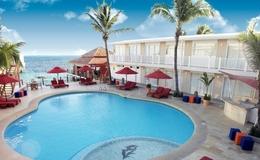 Plan Hotel Decameron Delfines