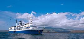 M/N Santa Cruz Islas del Oeste 5 N 6 D