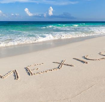playa del mar del caribe en méxico