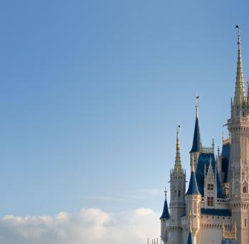magic kingdom de disney en florida