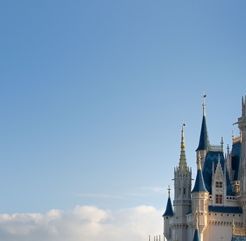 magic kingdom de disney en florida