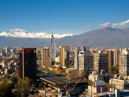 Visita Santiago de Chile en tus vacaciones