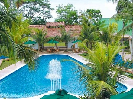 Hoteles en Amazonas