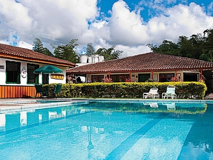 Hoteles Campestres en el Quindío