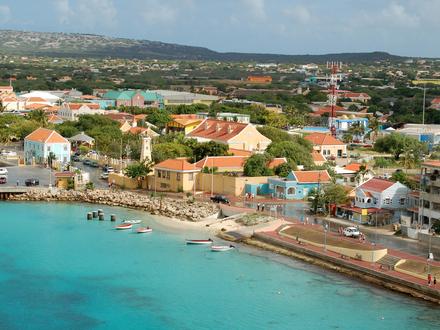 Planes en Aruba