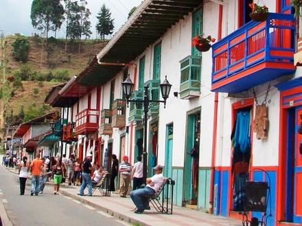 Turismo en el Eje Cafetero