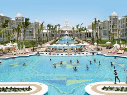 Plan a Punta Cana Hotel Riu Palace