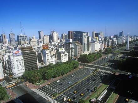 Planes a Buenos Aires