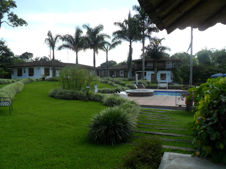 Hoteles Campestre en el Eje Cafetero