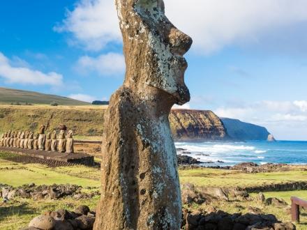 Conoce Isla de Pascua en Chile