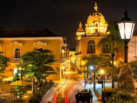 Disfruta Cartagena en familia