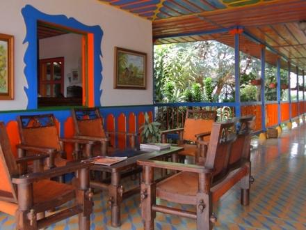 Turismo Rural Hotel Bosque del Samán
