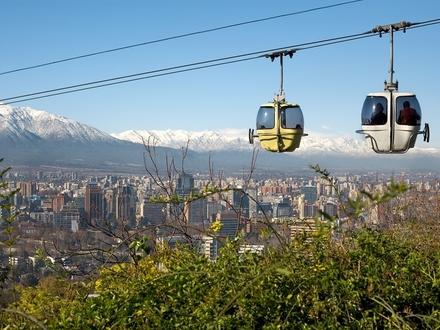 Planes a Chile
