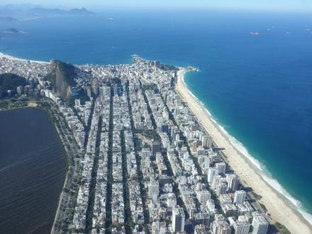 Planes a Rio de Janeiro