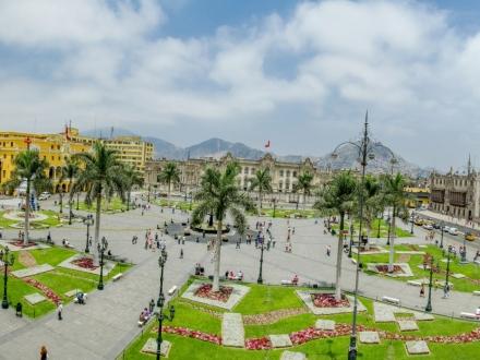 Turismo gastronómico en Perú