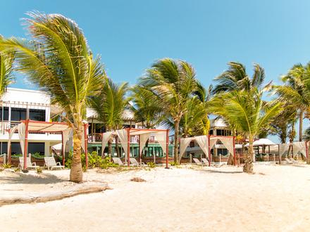 Alojamiento en San Andrés