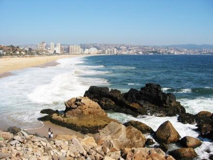 Disfruta Santiago y Viña del Mar