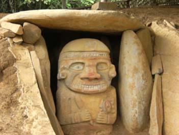 Viajes a San Agustín - Huila