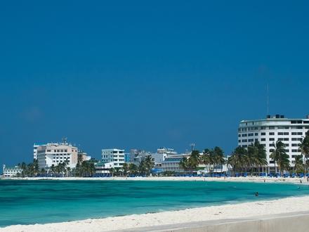 Planes y Hoteles en San Andrés