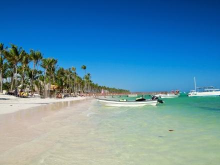Disfruta el todo incluido en Punta Cana