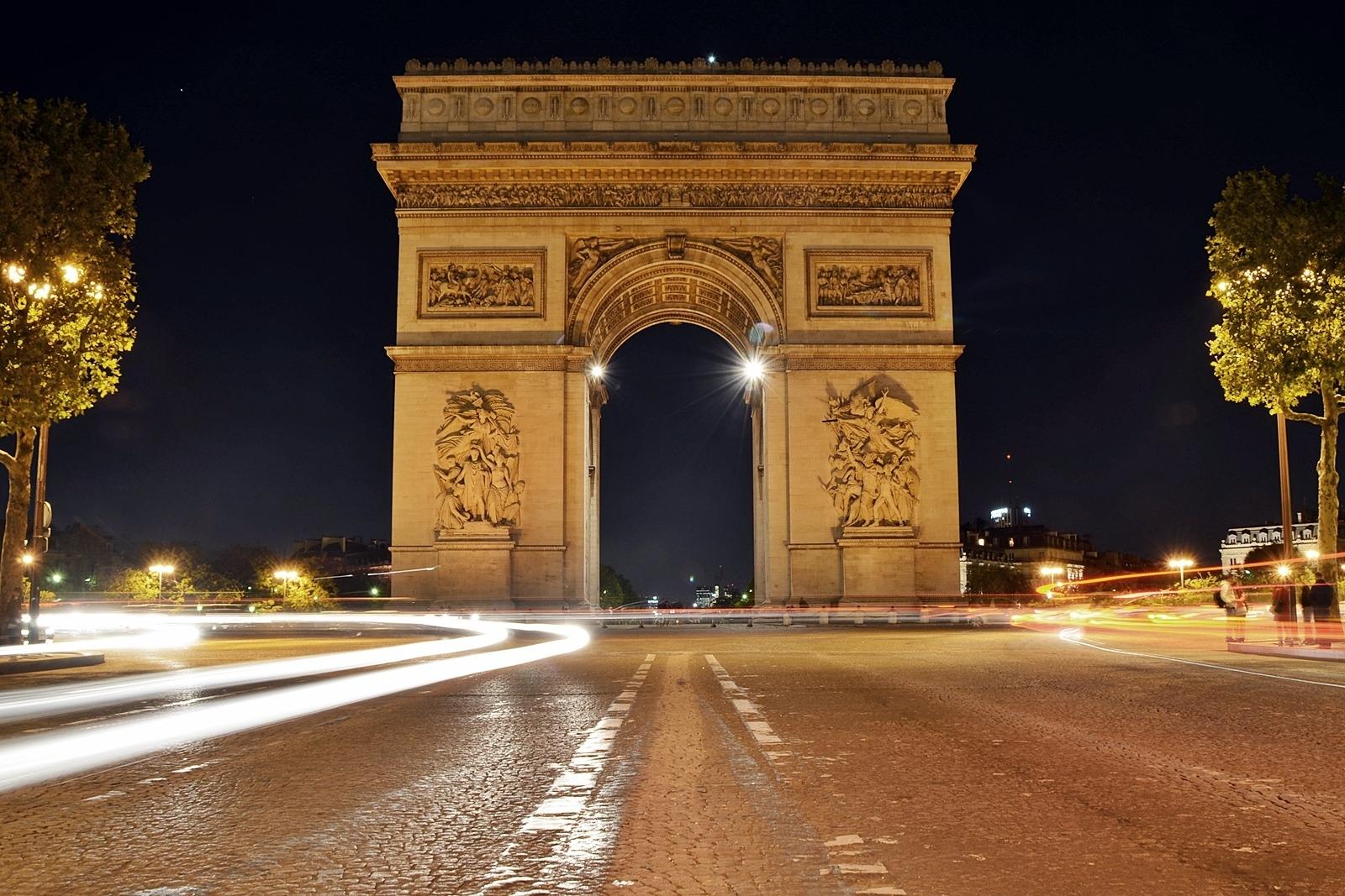 Arco del Triunfo-París