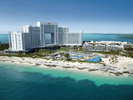 Hoteles Riu Todo Incluido en Cancún