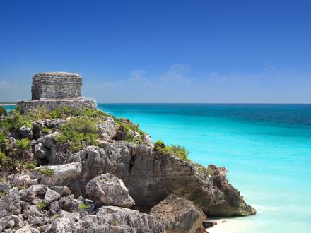Vacaciones en Cancún México