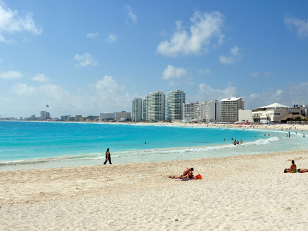 Paquetes todo incluido en Cancún